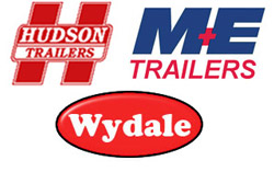 Hudson Trailers, Meredith and Eyre Trailers, Wydale Calf Feeders